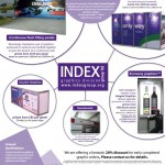 Graphix-Flyer INDEX 2014